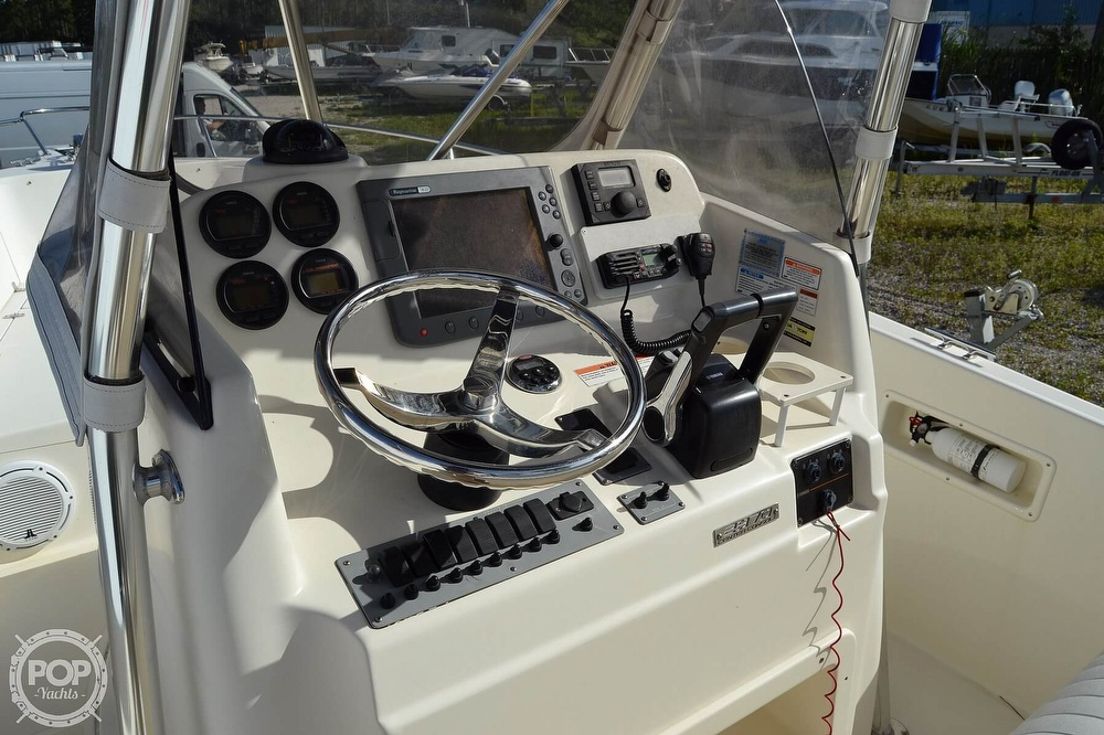 2006 Pursuit boat for sale, model of the boat is 2870 CC & Image # 29 of 40