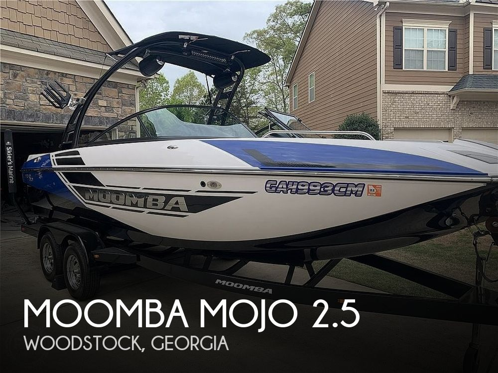 Used Moomba Boats For Sale by owner | 2014 Moomba Mojo 2.5
