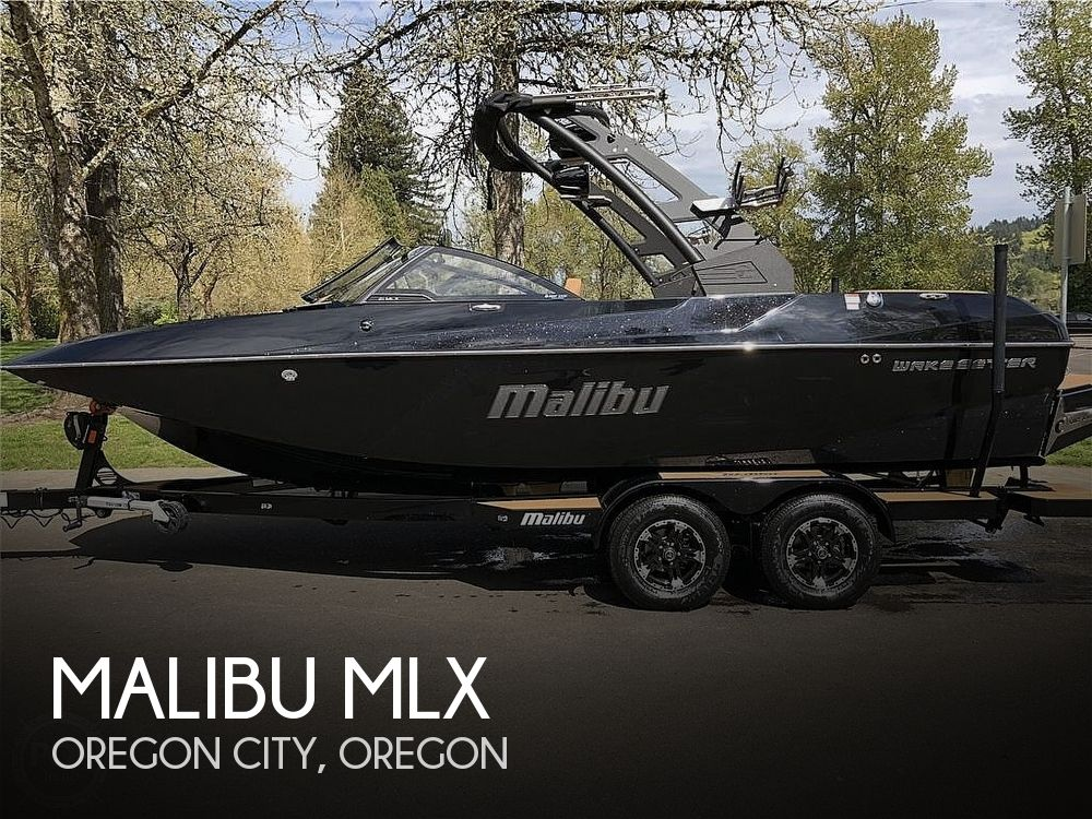 Used Boats For Sale in Oregon by owner | 2018 21 foot Malibu Mlx