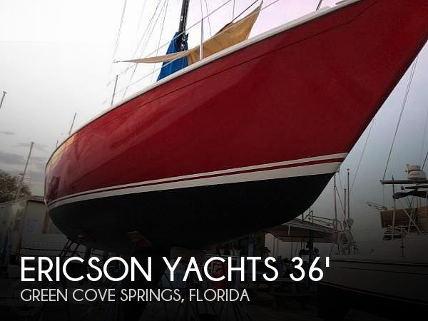 Used Ericson Boats For Sale by owner | 1983 36 foot Ericson Yachts Arcadia