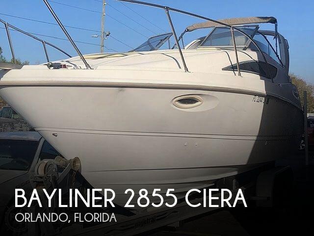 Used Bayliner 2855 Ciera Boats For Sale by owner | 2001 Bayliner 2855 Ciera