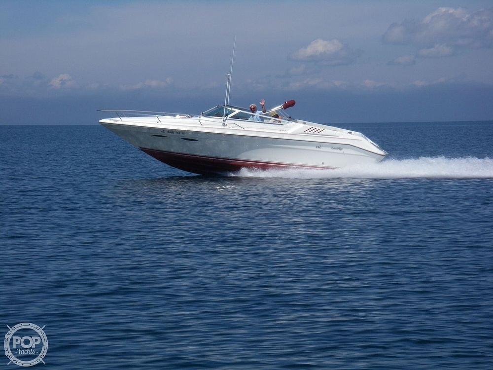 1989 Sea Ray boat for sale, model of the boat is 260 Cuddy Cabin & Image # 2 of 41