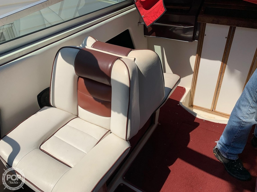 1989 Sea Ray boat for sale, model of the boat is 260 Cuddy Cabin & Image # 30 of 41