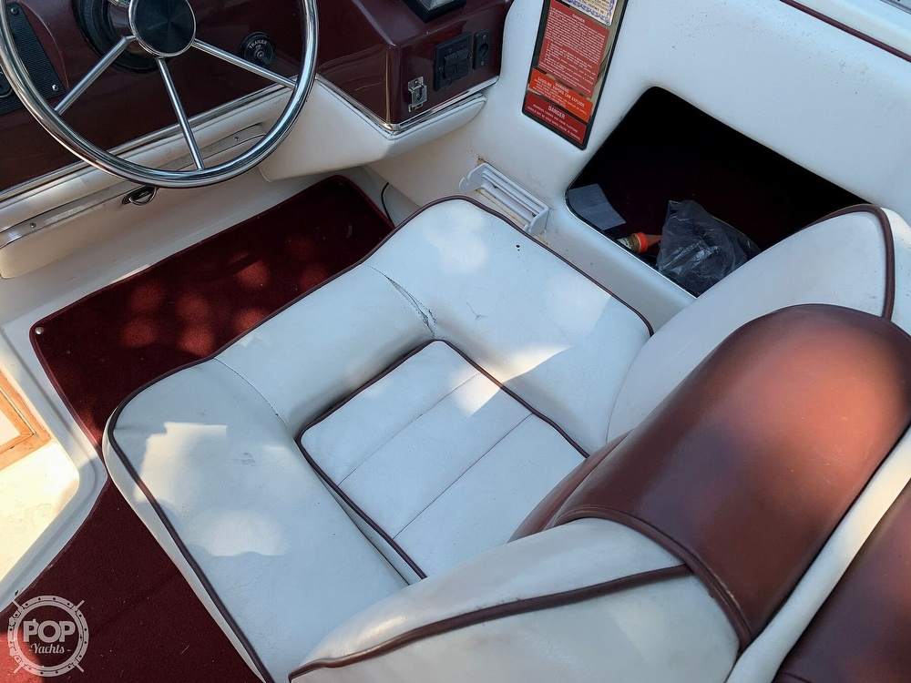 1989 Sea Ray boat for sale, model of the boat is 260 Cuddy Cabin & Image # 31 of 41