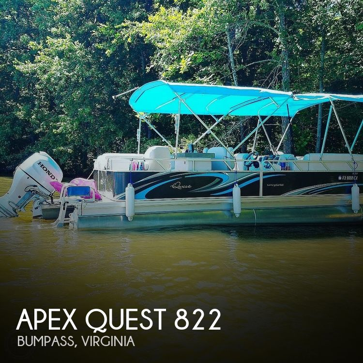 Used Apex Boats For Sale by owner | 2018 22 foot Apex Quest
