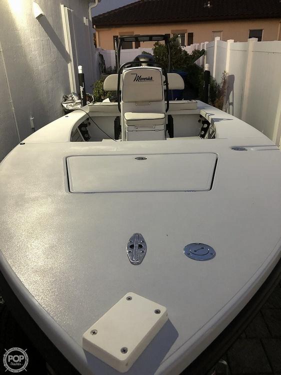 2019 Maverick boat for sale, model of the boat is Mirage 18 HPX-V & Image # 9 of 11