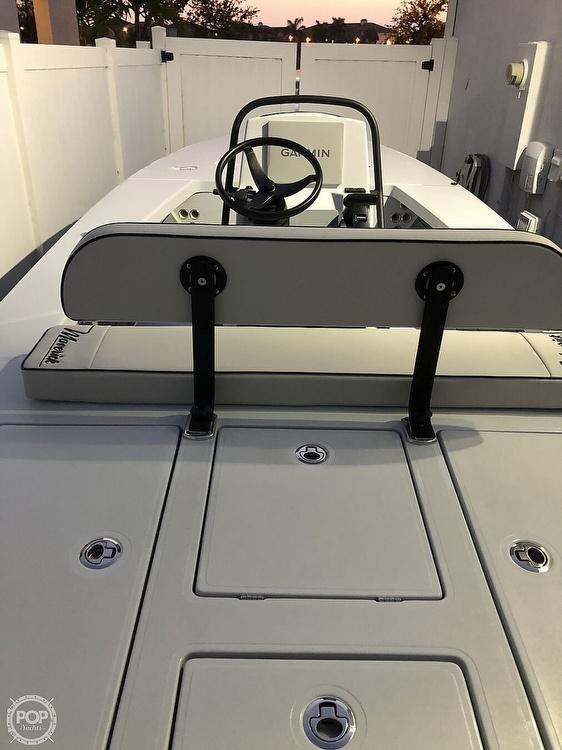 2019 Maverick boat for sale, model of the boat is Mirage 18 HPX-V & Image # 8 of 11