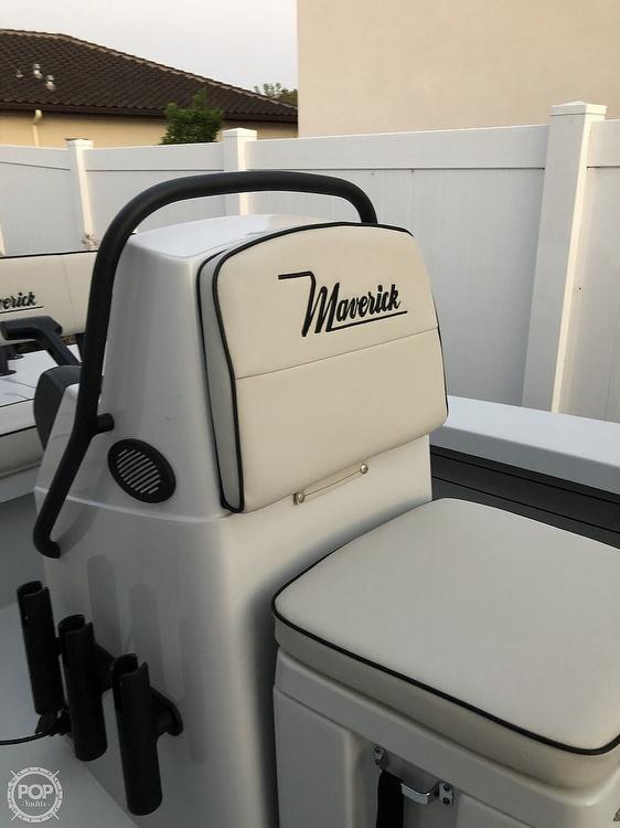 2019 Maverick boat for sale, model of the boat is Mirage 18 HPX-V & Image # 3 of 11