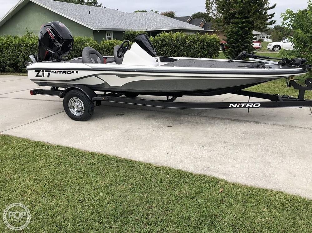 2019 Nitro boat for sale, model of the boat is Z17 & Image # 41 of 41