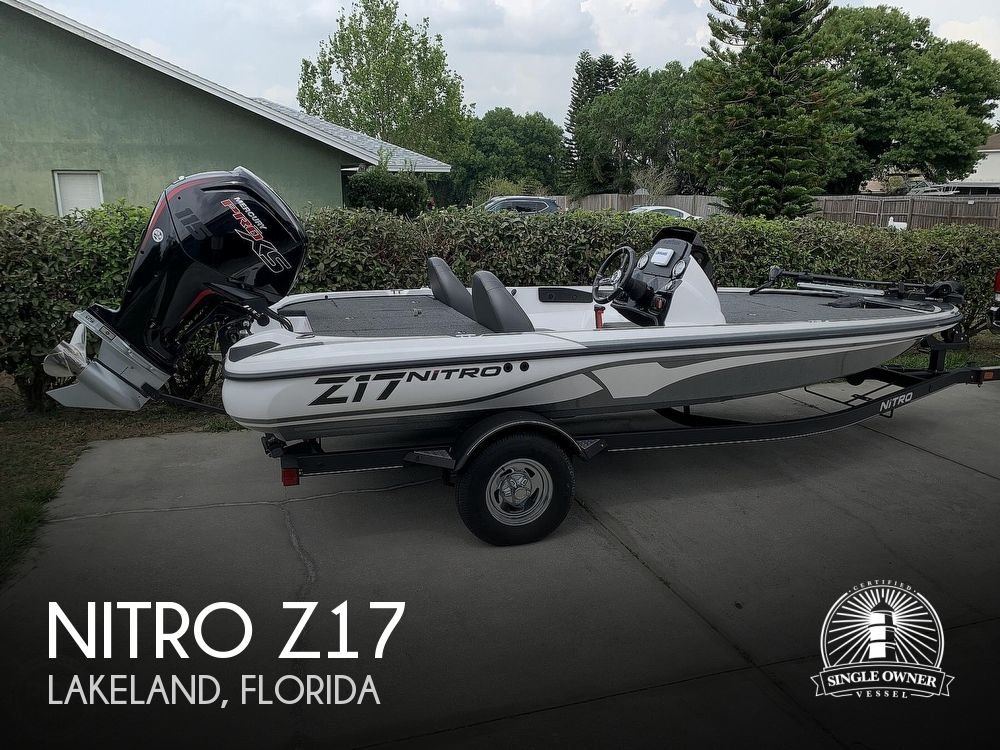 Used Nitro Boats For Sale Page 1 Of 5 Boat Buys