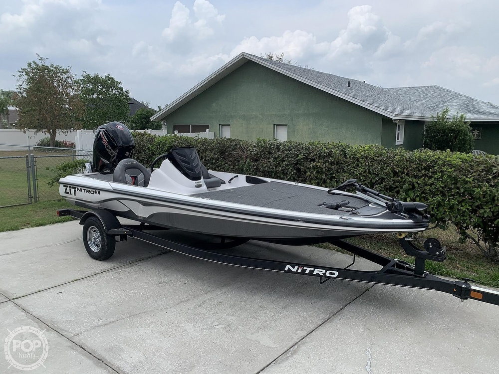 2019 Nitro boat for sale, model of the boat is Z17 & Image # 2 of 41