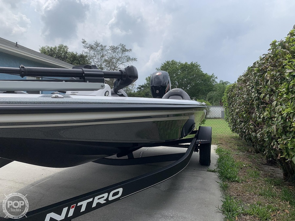 2019 Nitro boat for sale, model of the boat is Z17 & Image # 22 of 41