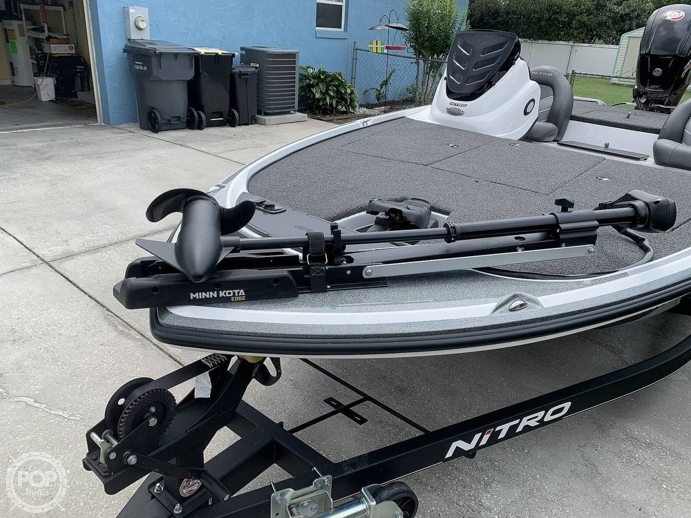 2019 Nitro boat for sale, model of the boat is Z17 & Image # 23 of 40