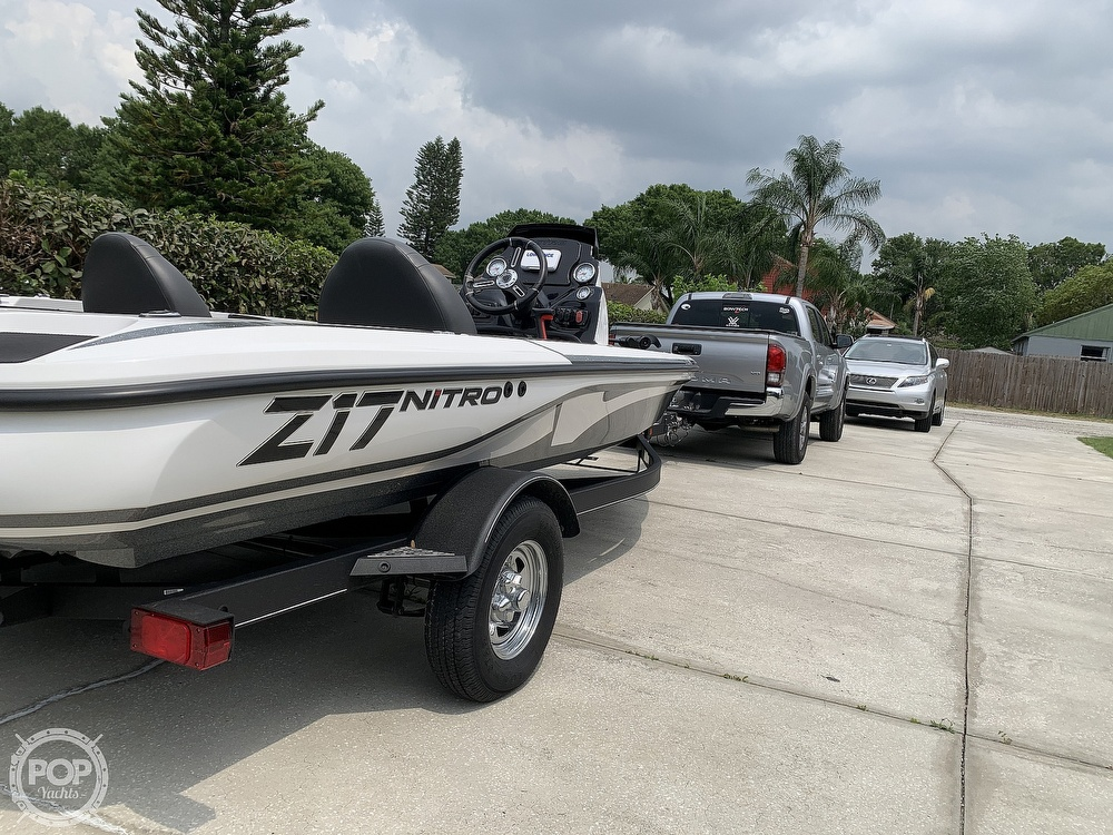 2019 Nitro boat for sale, model of the boat is Z17 & Image # 39 of 40