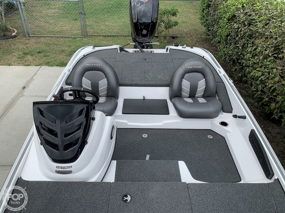 2019 Nitro boat for sale, model of the boat is Z17 & Image # 16 of 41