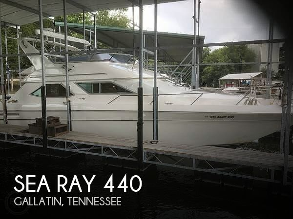 Used Boats For Sale in Nashville, Tennessee by owner | 1993 Sea Ray 440