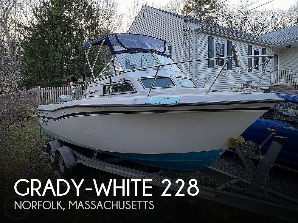 Used Grady-White 22 Boats For Sale by owner | 1984 Grady-White 228 Seafarer