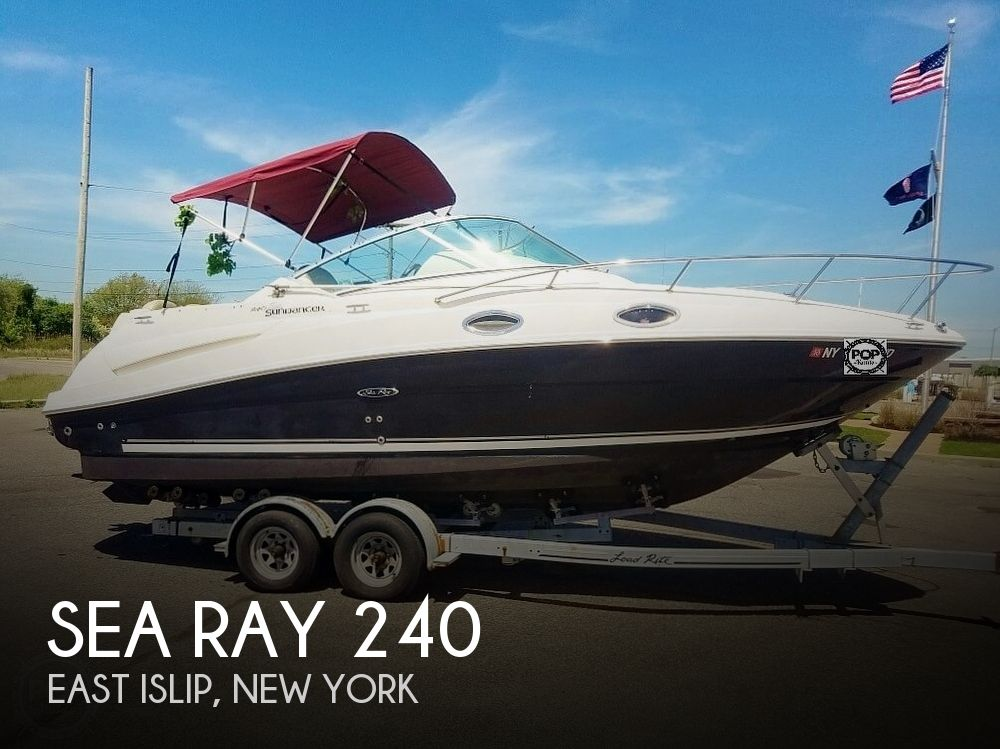 Used Sea Ray 240 Sundancer Boats For Sale by owner | 2006 Sea Ray 240 Sundancer