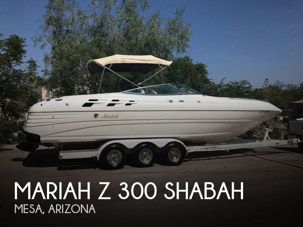Used Mariah Boats For Sale by owner | 1998 Mariah 30