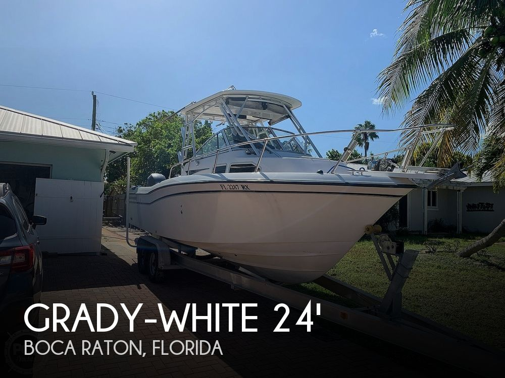 Used Grady-White 25 Boats For Sale by owner | 2003 Grady-White 258 Voyager