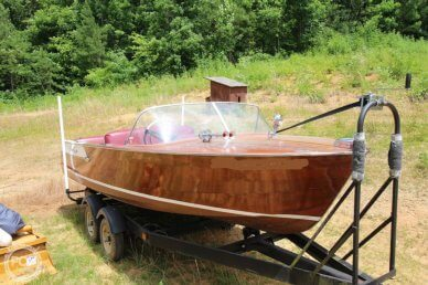 Chris-Craft Runabout Ski, 17', for sale - $12,000