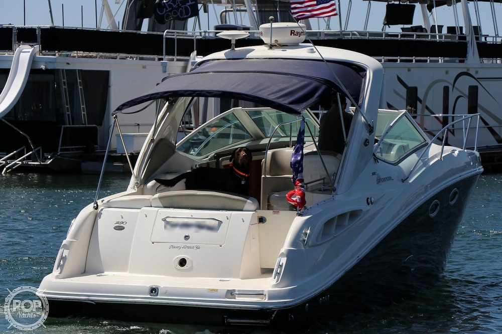 2006 Sea Ray boat for sale, model of the boat is 290 Sundancer & Image # 2 of 40