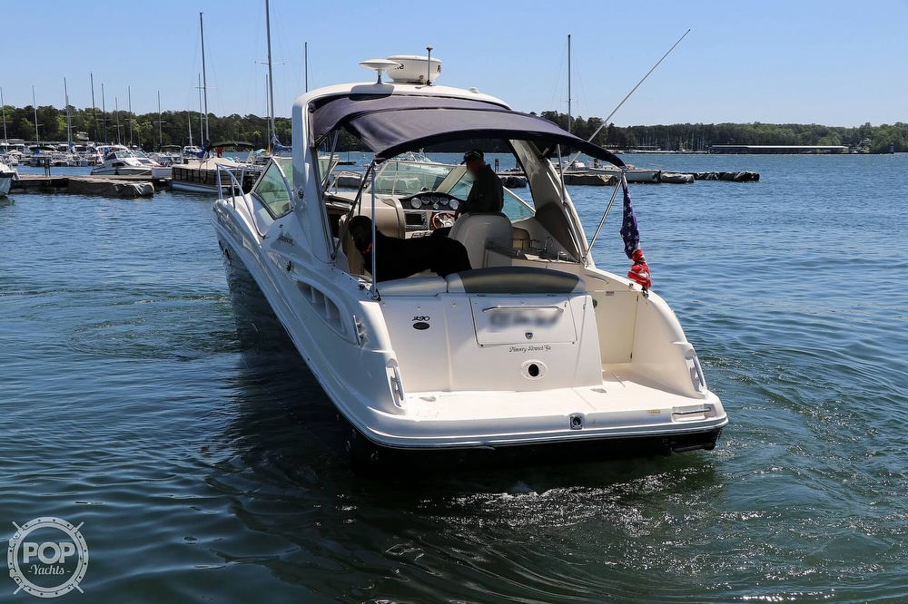 2006 Sea Ray boat for sale, model of the boat is 290 Sundancer & Image # 4 of 40