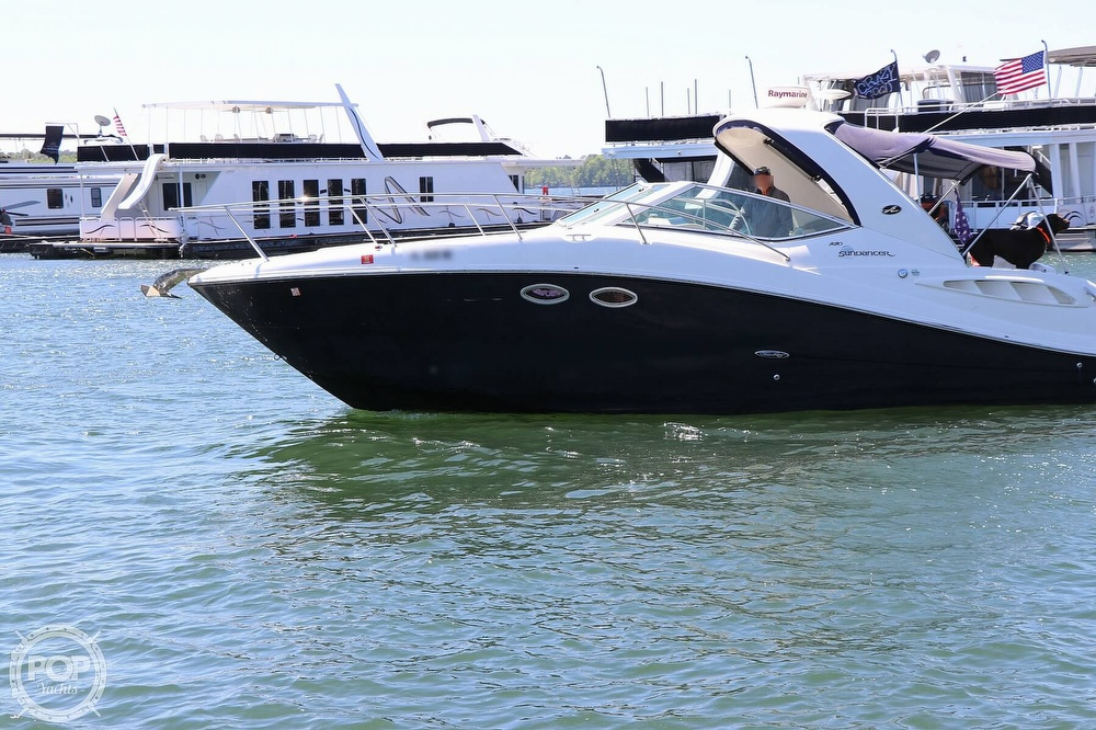 2006 Sea Ray boat for sale, model of the boat is 290 Sundancer & Image # 3 of 40