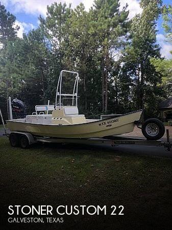 Used Stoner Custom Boats For Sale by owner | 2006 Stoner Custom 22