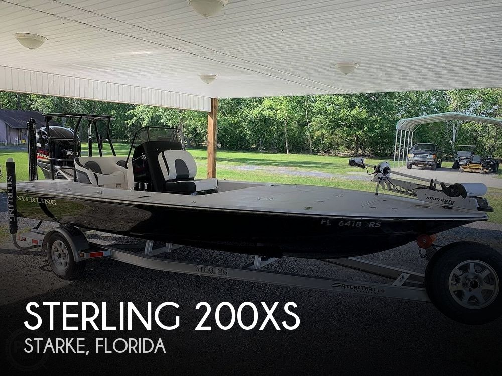 Used Sterling Boats For Sale by owner | 2018 Sterling 200XS