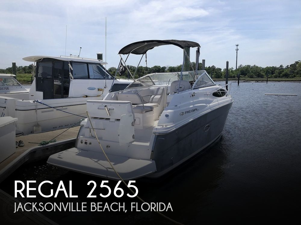 2008 REGAL 2565 WINDOW EXPRESS for sale