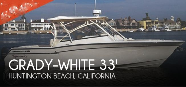 Used Boats For Sale in Los Angeles, California by owner | 2015 Grady-White Freedom 335