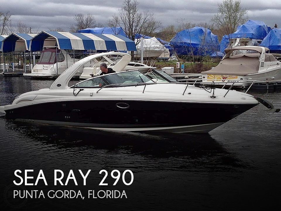 Used Sea Ray 29 Boats For Sale by owner | 2008 Sea Ray 290 Sun Sport