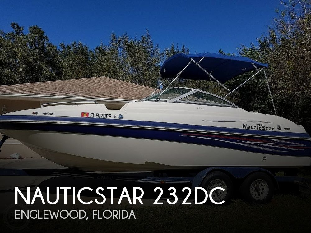 Used NauticStar Deck Boats For Sale in Florida by owner | 2011 NauticStar 232dc