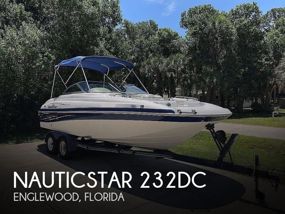 2011 NAUTIC STAR 232DC for sale