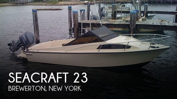 1975 SEACRAFT 23 for sale