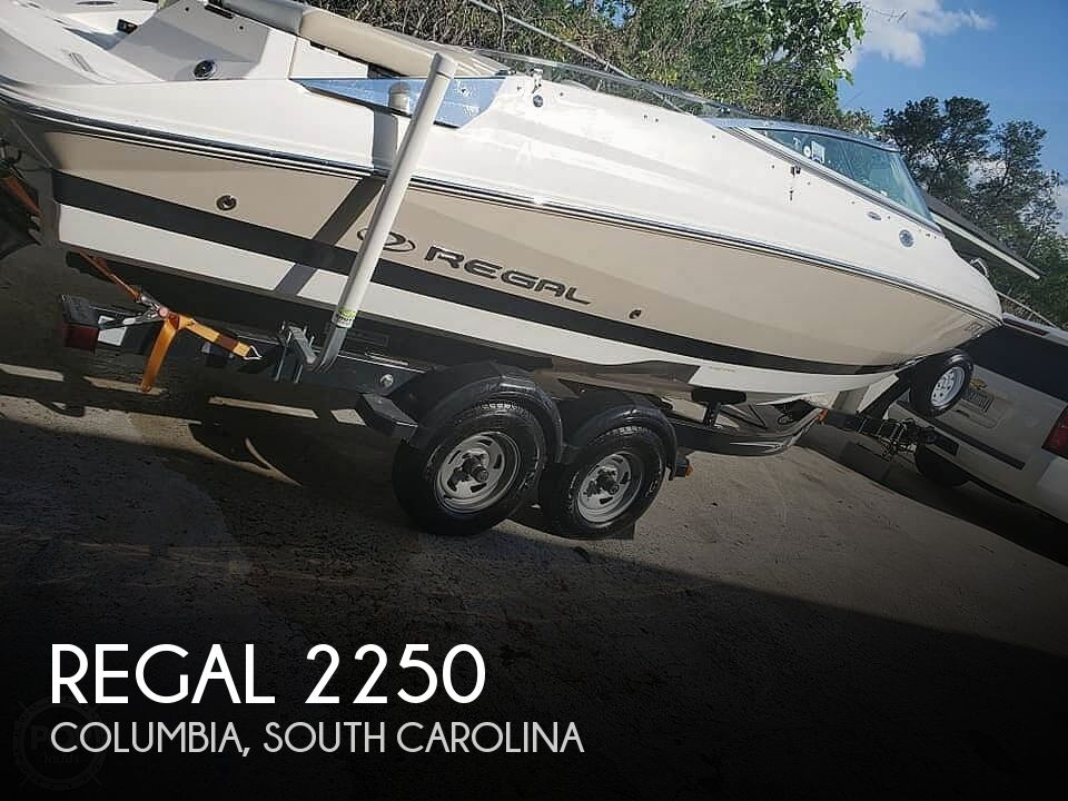 Used Regal Boats For Sale in South Carolina by owner | 2012 Regal 2250