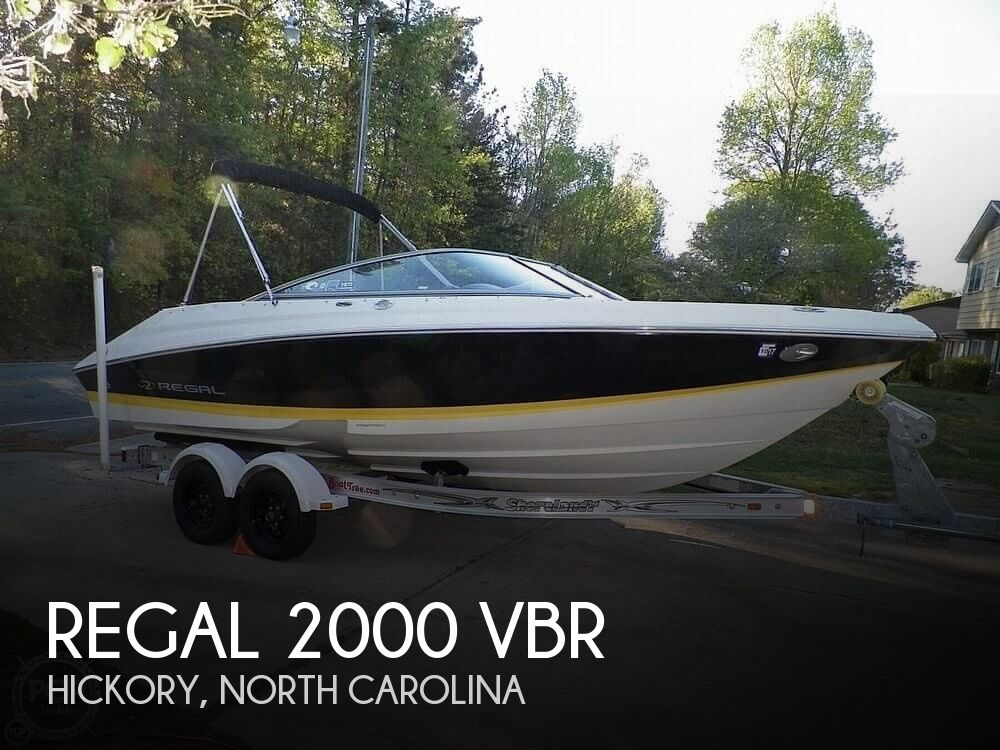 Used Regal 2000 Boats For Sale by owner | 2007 Regal 2000 VBR