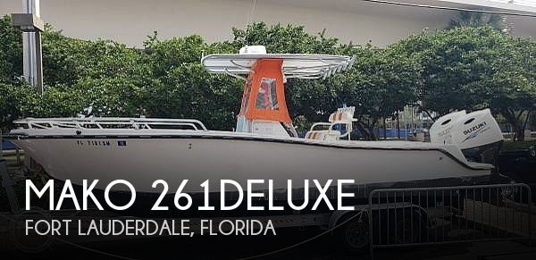 Used MAKO Boats For Sale in Florida by owner | 1994 Mako 262