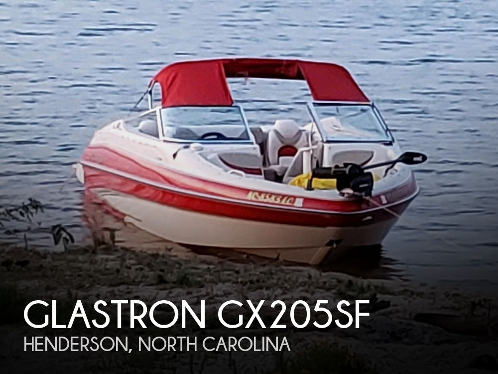 Used Fishing boats For Sale in Rocky Mount, North Carolina by owner | 2004 Glastron 20