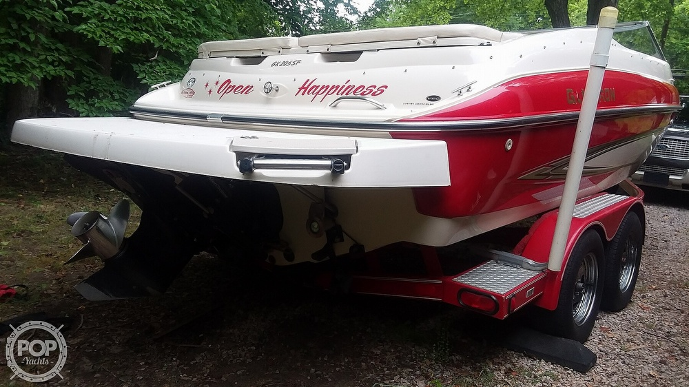 2004 Glastron boat for sale, model of the boat is GX205SF & Image # 4 of 40