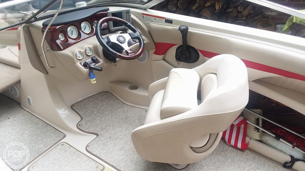 2004 Glastron boat for sale, model of the boat is GX205SF & Image # 21 of 40