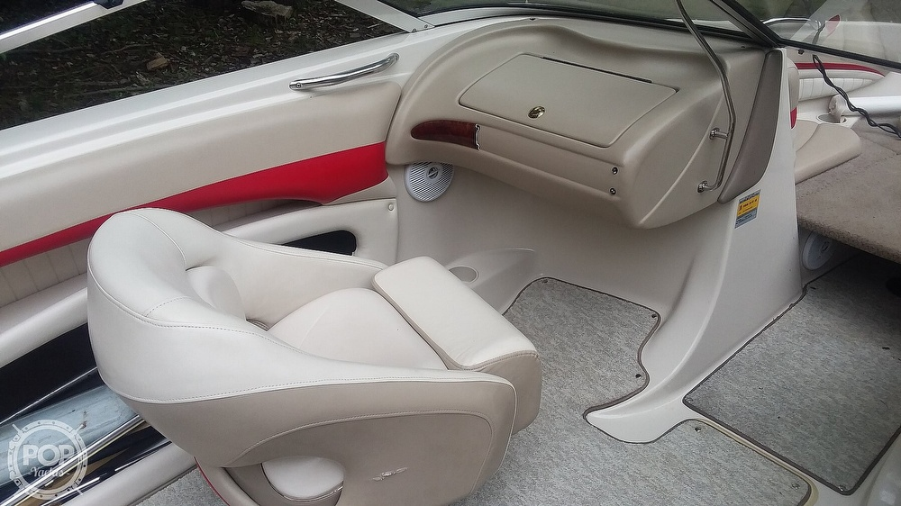 2004 Glastron boat for sale, model of the boat is GX205SF & Image # 22 of 40