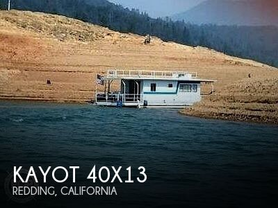 Used Kayot Boats For Sale by owner | 1977 Kayot 40x13