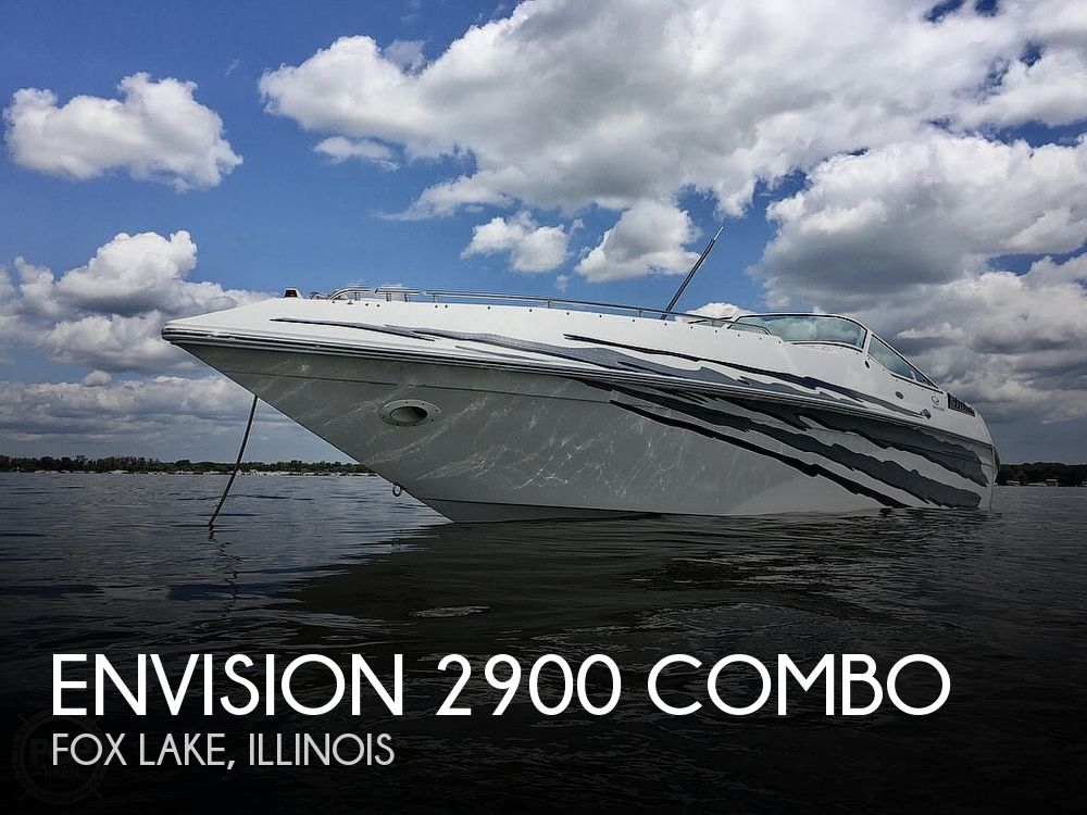 Used Envision Boats For Sale by owner | 2009 Envision 2900 Combo