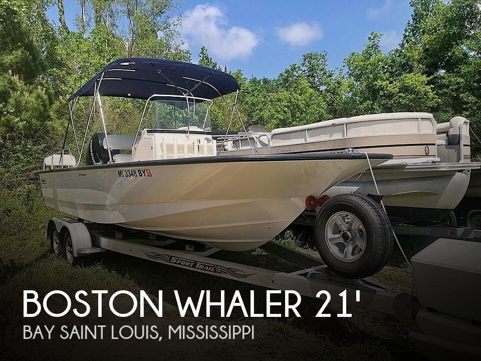 Used Boats For Sale in Mississippi by owner | 2017 21 foot Boston Whaler Montauk