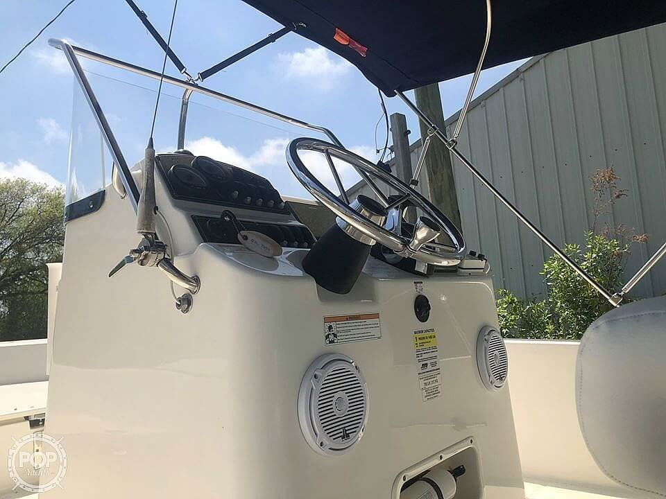 2017 Boston Whaler boat for sale, model of the boat is Montauk & Image # 10 of 17