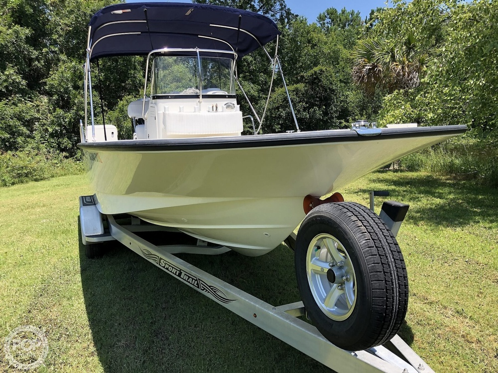 2017 Boston Whaler boat for sale, model of the boat is 210 Montauk & Image # 15 of 40