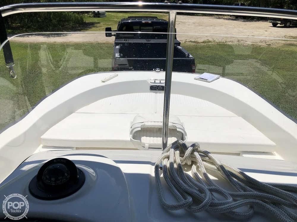 2017 Boston Whaler boat for sale, model of the boat is 210 Montauk & Image # 17 of 40