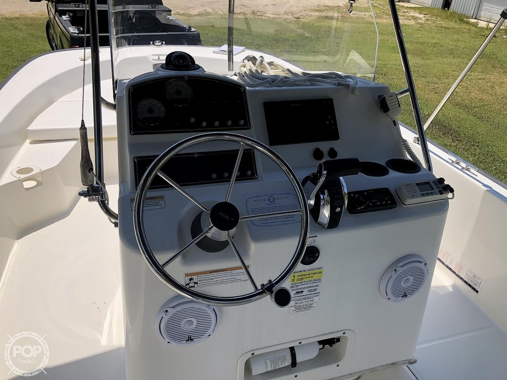 2017 Boston Whaler boat for sale, model of the boat is 210 Montauk & Image # 18 of 40